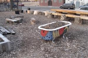 Bronzeville Community Garden