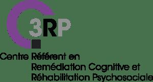 Logo du C3RP, centre référent en remédiation cognitive et réhabilitation psychosociale