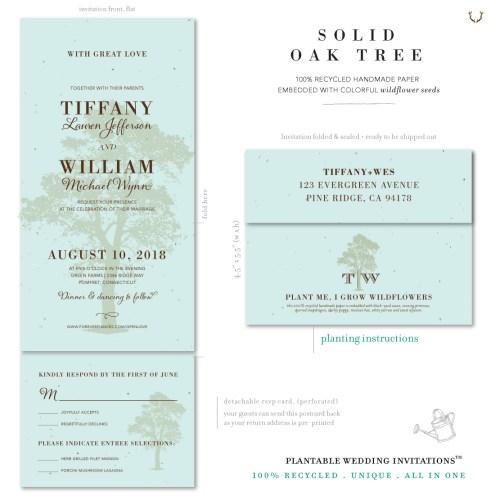Medium Of All In One Wedding Invitations