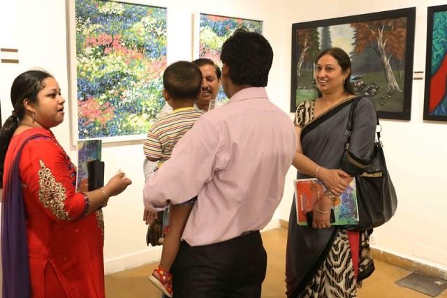 Netherfield Ball – Colors of Life-15 Bash, India Habitat Center
