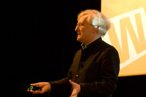 Steven Pemberton @ TWAB2010