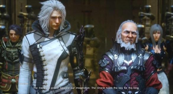 Final Fantasy XV – Nilfheim