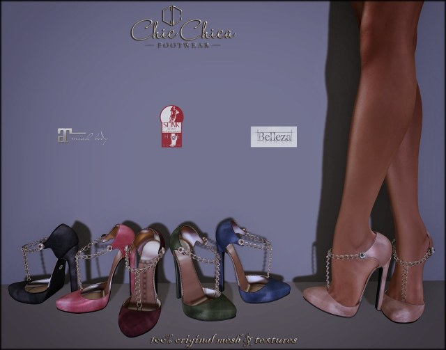Geneva by ChicChica OUT @ Shiny Shabby