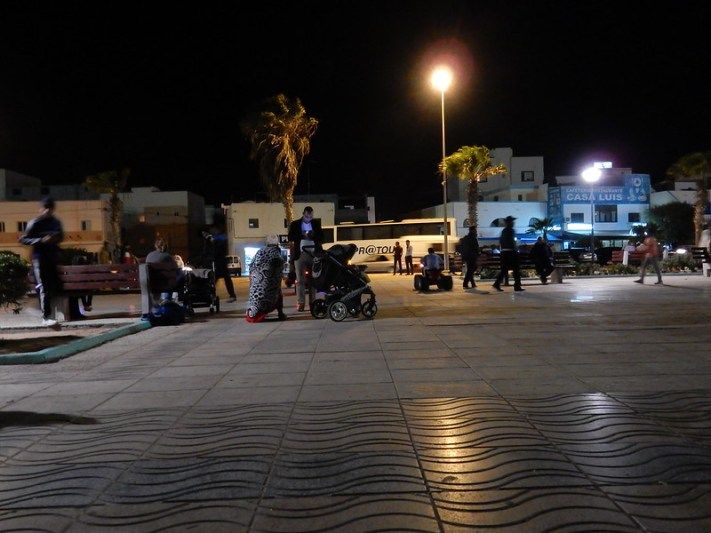 Dakhla by night
