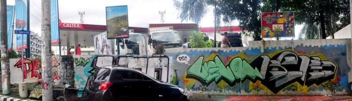san juan graffiti panorama