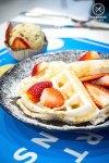 Mochi Waffles: The Max Joy Co., Eastwood. Sydney Food Blog Review