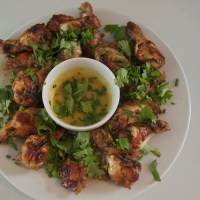 Recipe: Cointreau Wings with Honey Dijon | #WingingIt