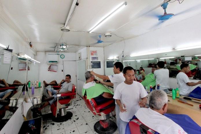 Ruel barbershop 3