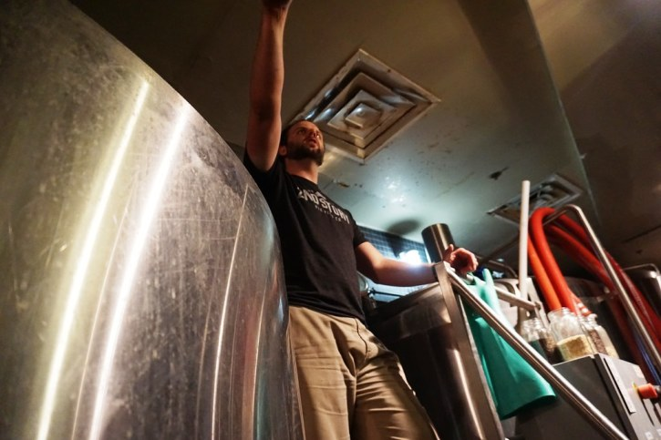 """""""Philly is one of the best beer towns in the country but lacks breweries,"""" said John Wible, Brewmaster, 2nd Story Brewing Company."""