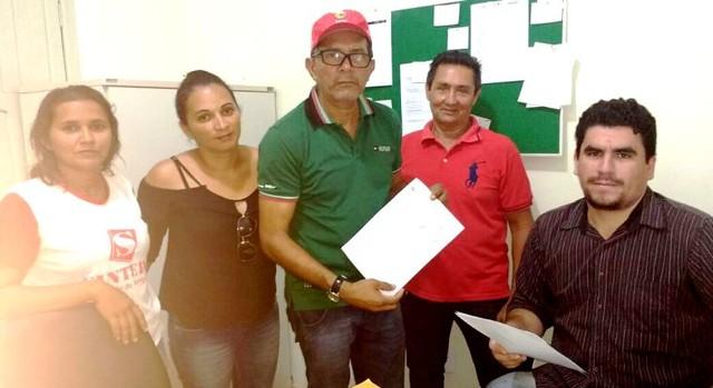Lideranças sociais pedem ao MP que acompanhe investigações de assassinato em Rurópolis, assassinato em rurópolis. documento entregue ao MP