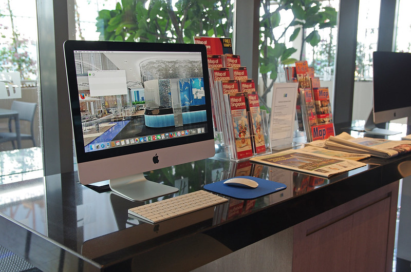 pc station - holiday inn express singapore katong