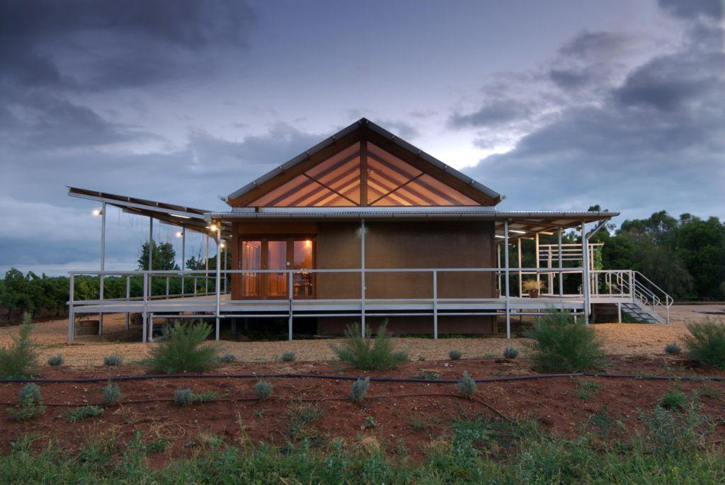 Yarran Wines Cellar Door & Yarran Wines Cellar Door - C4 Architects