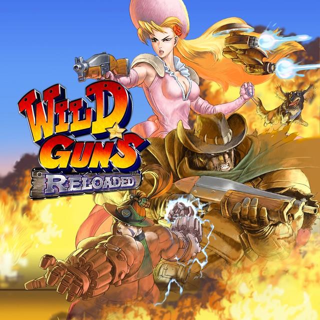 Wild Guns: Reloaded