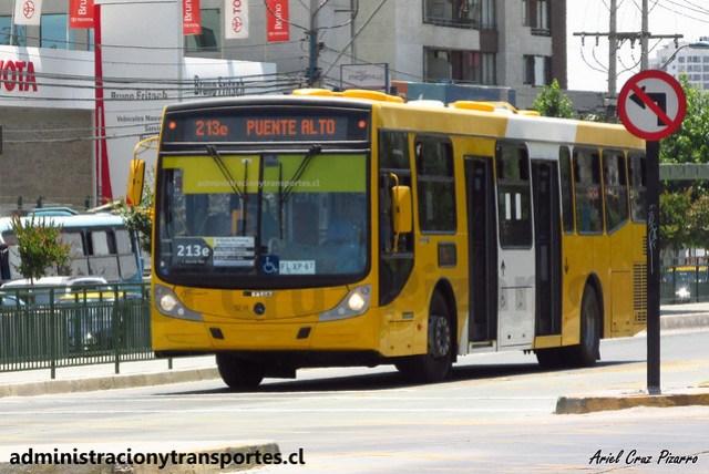 Transantiago 213e   STP Santiago   Caio Mondego H 13.2 - Mercedes Benz / FLXP67