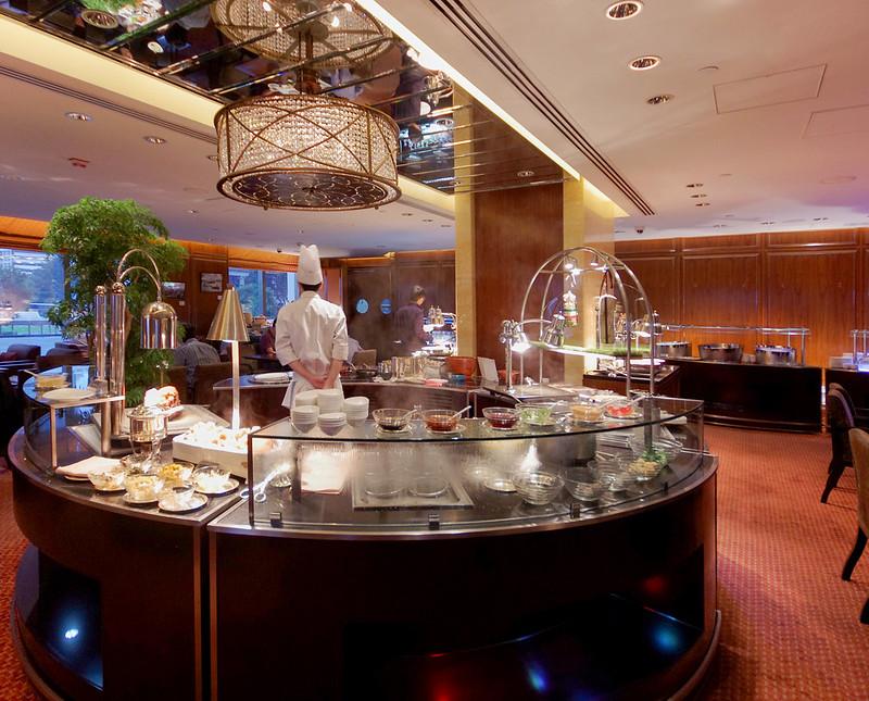 clipper lounge - mandarin oriental hong kong