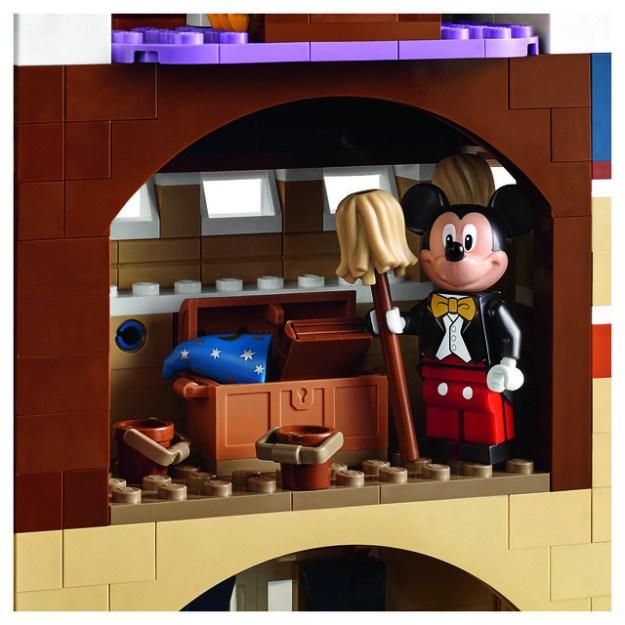 71040 The Disney Castle