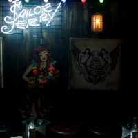 Sailor Jerry Pop-Up Bar at The Well