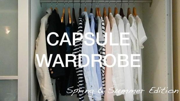 capsule wardrobe_ss16