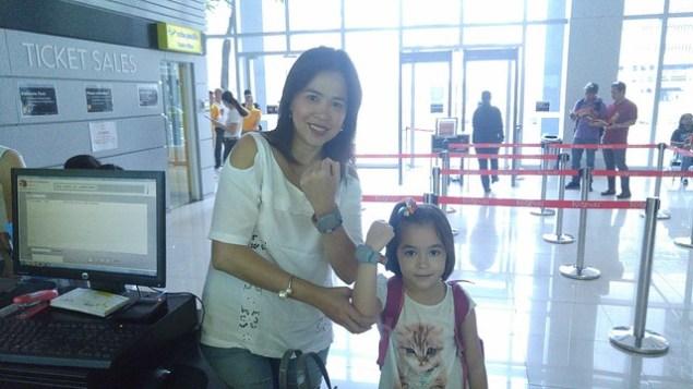 Kidzania Manila with Lucia