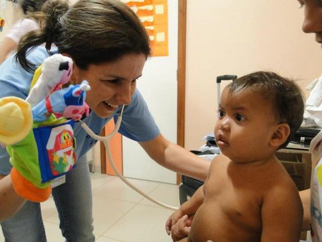 10ª Operação Sorriso em Santarém terá 70 cirurgias corretivas labiopalatinas, Operação Sorriso em Santarém