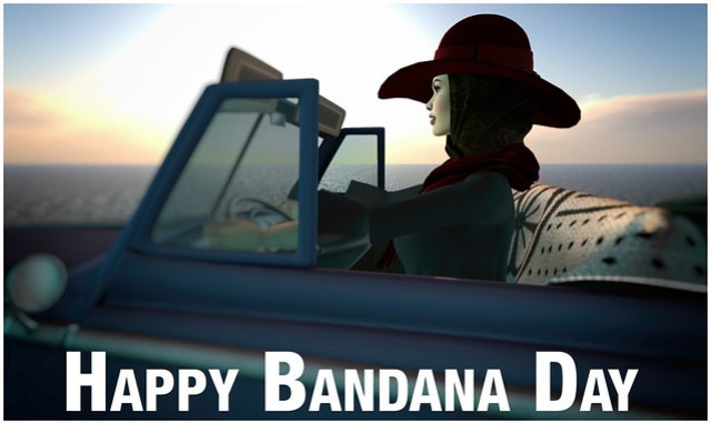 Happy Bandana Day