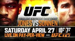ufc 159 fight