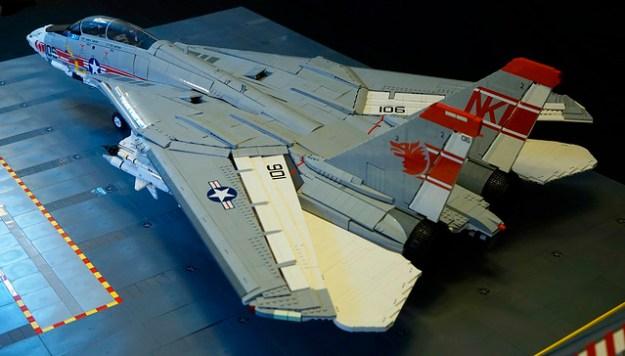 F-14A Tomcat Rear Qtr