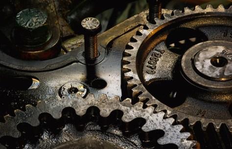 Timing gears