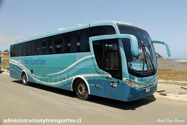 Transantin   Pichilemu   Mascarello Roma 350 - Mercedes Benz / FXRS32