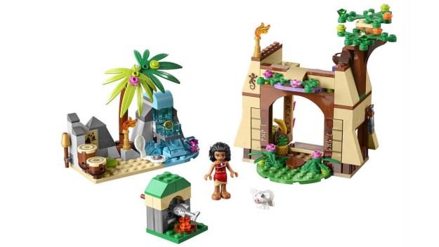 LEGO Disney Moana 2017