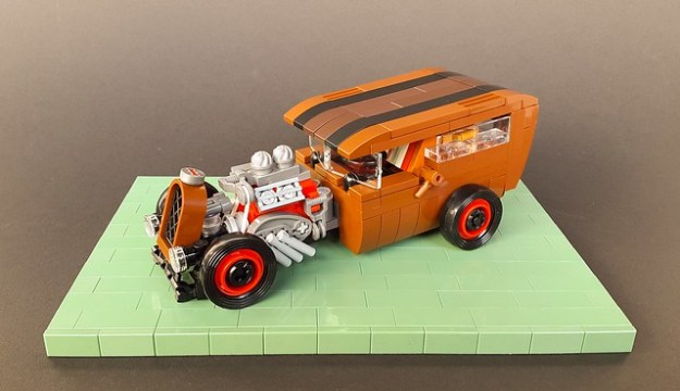 1929 Ford Model A Sedan Rat Rod
