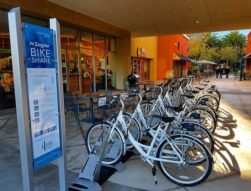 @Zagsterbikeshare at Skyport in San Jose CA.  When did this appear?   #bikeshare #cycling #sanjose #bikesj