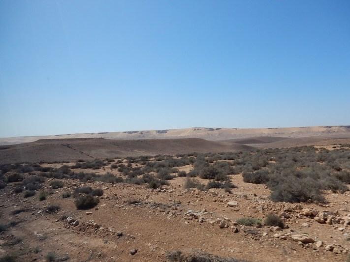 Road Trip between Sidi Ifni & Dakhla