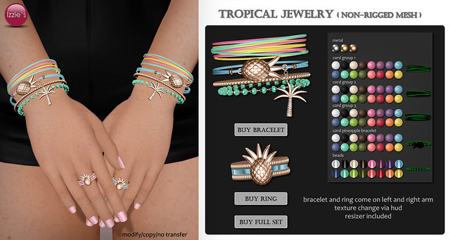 Tropical Jewelry (@ Tropical Summer Fair)