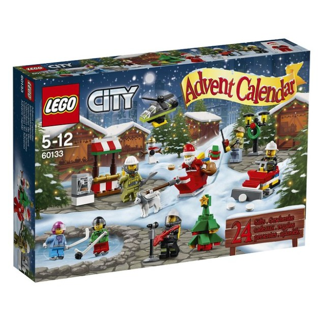 60133 City Advent Calendar