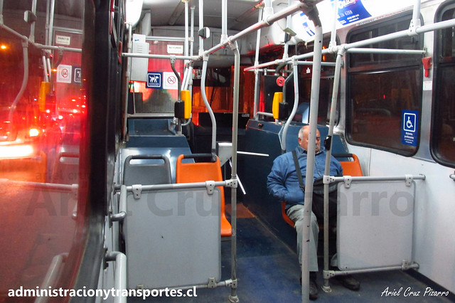 Transantiago 222e | Subus | Caio Mondego L - Volvo / ZN6259