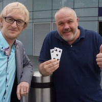 "Taking a Break with Magician Tony ""Sonic"" Middleton 