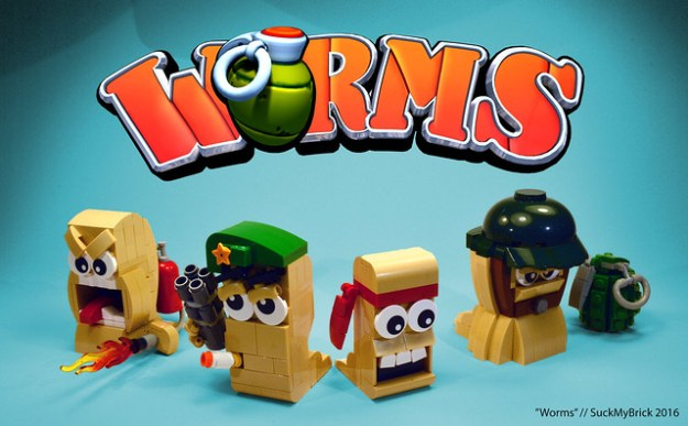"""""""Worms"""""""