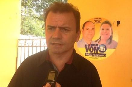 Ou vai para oposição ou vira oportunista, Alaércio Cardoso, vereador Santarém