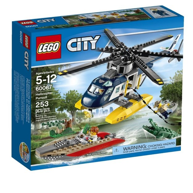 60067 Helicopter Pursuit