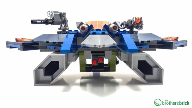70320 Aaron Fox's Aero-Striker V2