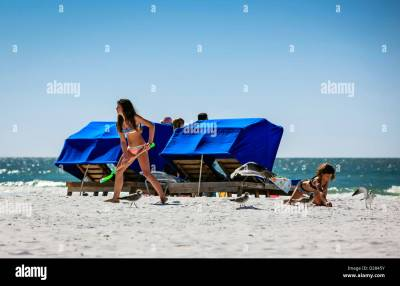 Siesta Key Beach Sarasota Stock Photos & Siesta Key Beach Sarasota Stock Images - Alamy