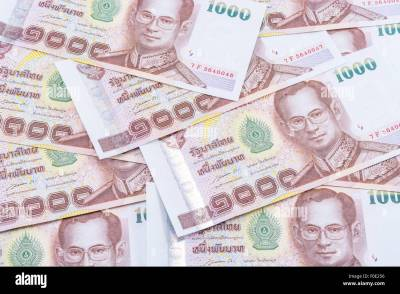 Thai Currency 1000 Baht Stock Photos & Thai Currency 1000 Baht Stock Images - Alamy