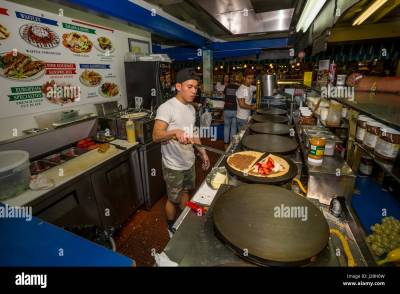 Selling Crepes Stock Photos & Selling Crepes Stock Images ...
