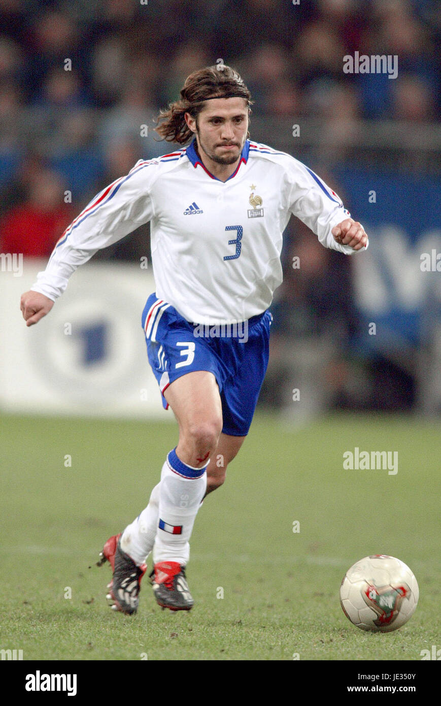BIXENTE LIZARAZU FRANCE   BAYERN MUNICH GELSENKIRCHEN GERMANY 15     BIXENTE LIZARAZU FRANCE   BAYERN MUNICH GELSENKIRCHEN GERMANY 15 November  2003