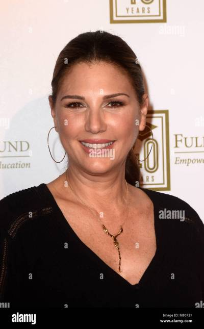Hollywood, Ca. 13th Mar, 2018. Daisy Fuentes at A Legacy Of Changing Stock Photo: 177026473 - Alamy
