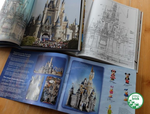 TBB Disney Castle Review 2