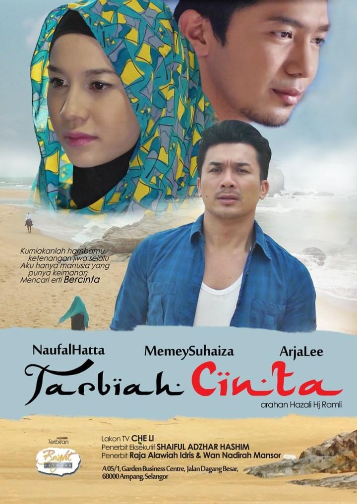 Drama bersiri Tarbiah Cinta di TV1