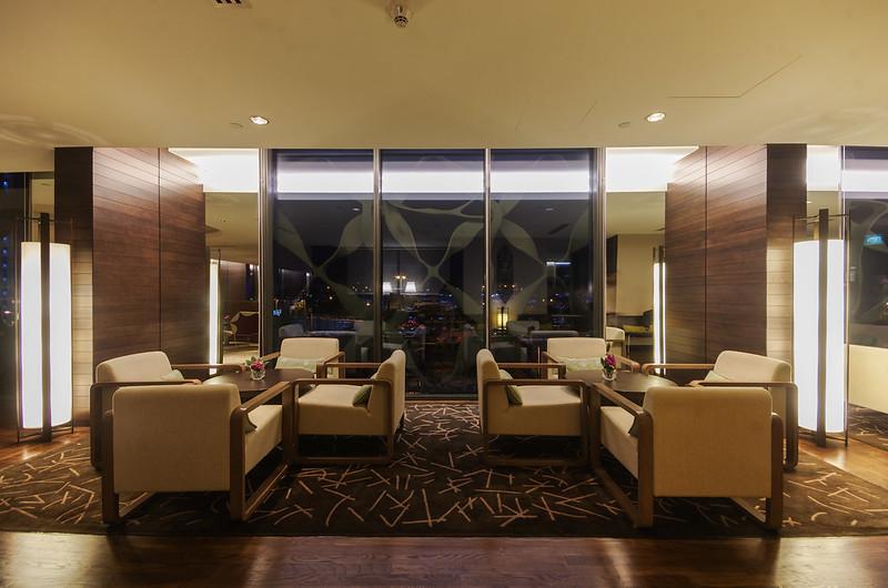 crowne plaza changi airport club lounge
