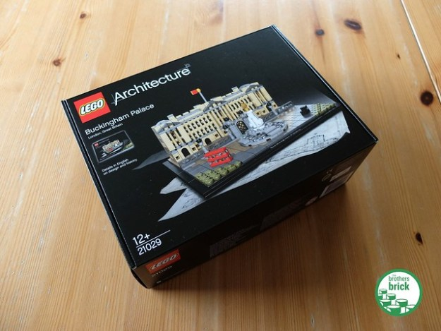 Buckingham Palace review 2